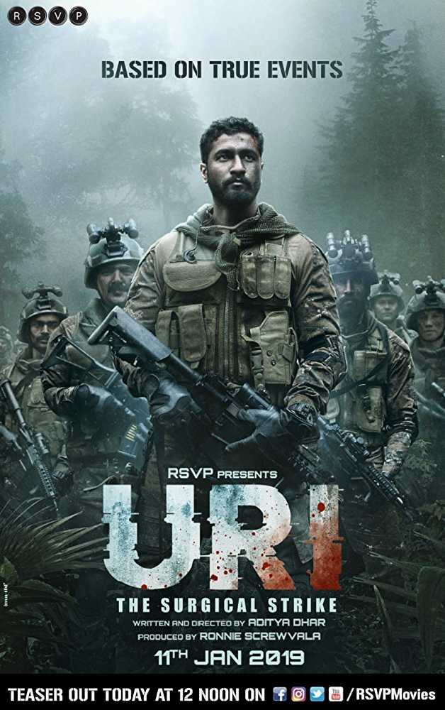 URI Box Office Collection