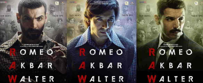 Romeo Akbar Walter Box Office Collection