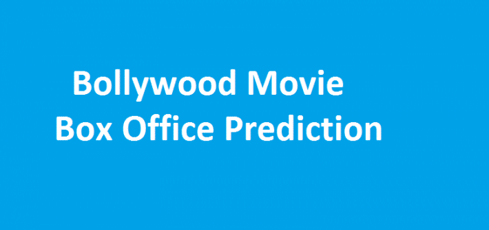 Bollywood Movie Box Office Prediction